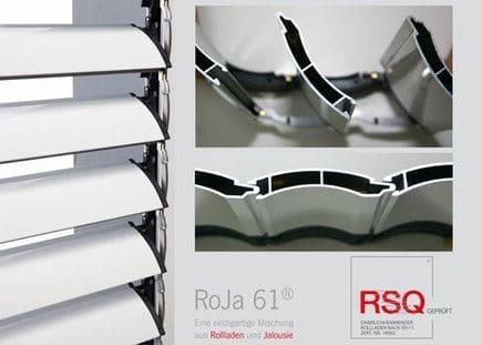 Rollladen-Jalousie Roja 61®